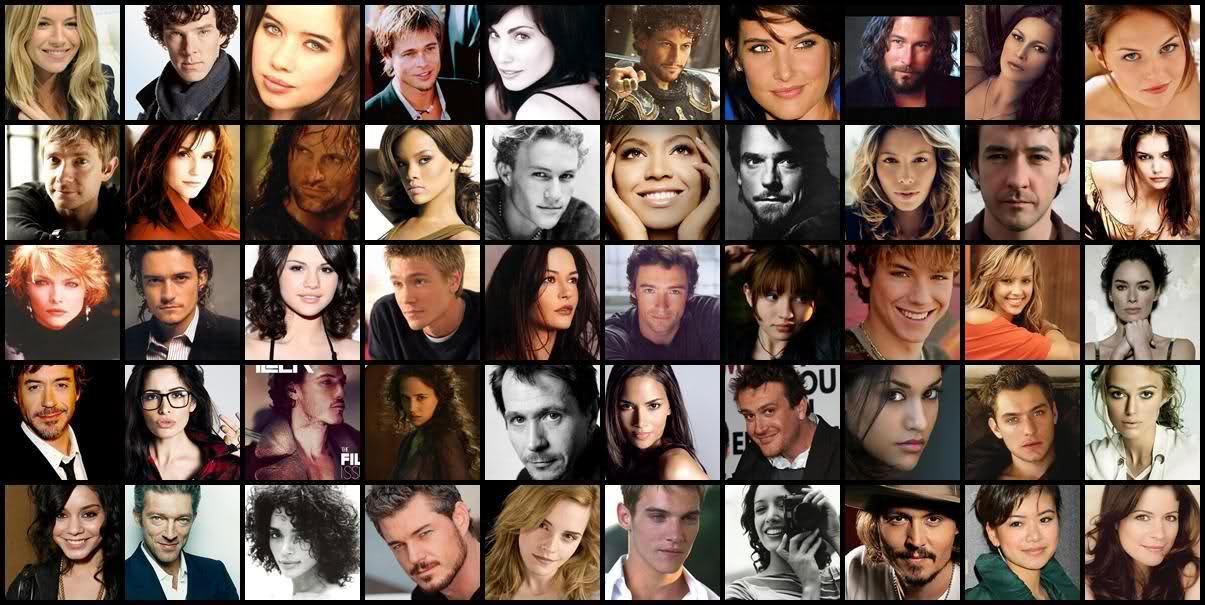 Gli attori americani pi famosi al mondo - Tavolo n 19 streaming ...